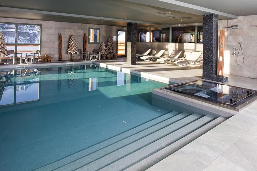 Hôtel & Spa L'Alta Peyra - Piscine intérieure