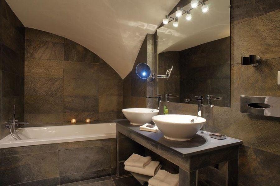 Hôtel & Spa L'Alta Peyra - Salle de bain