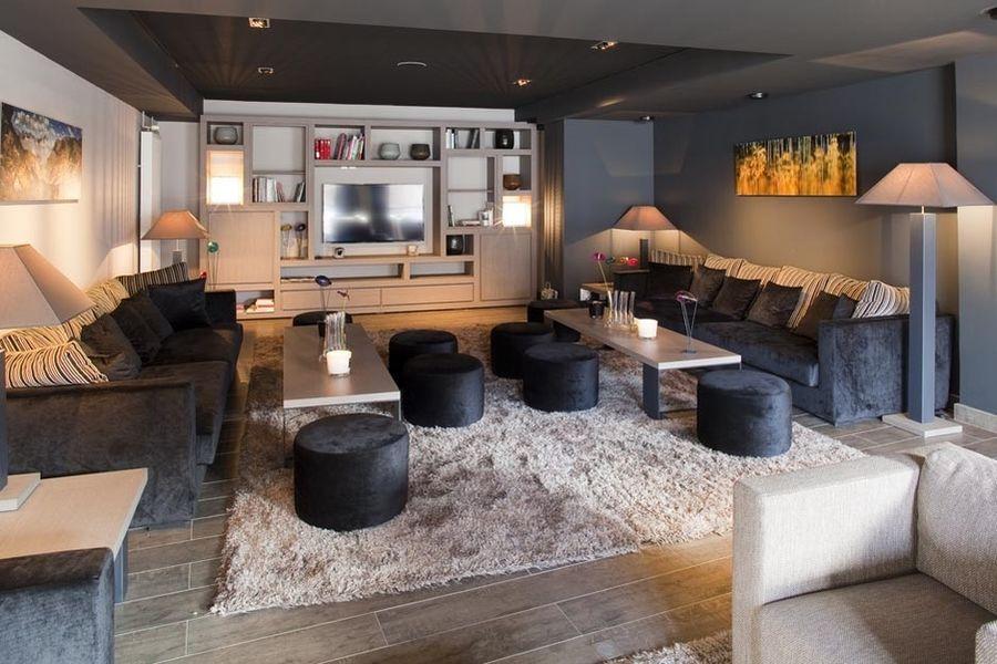 Hôtel & Spa L'Alta Peyra - Salon