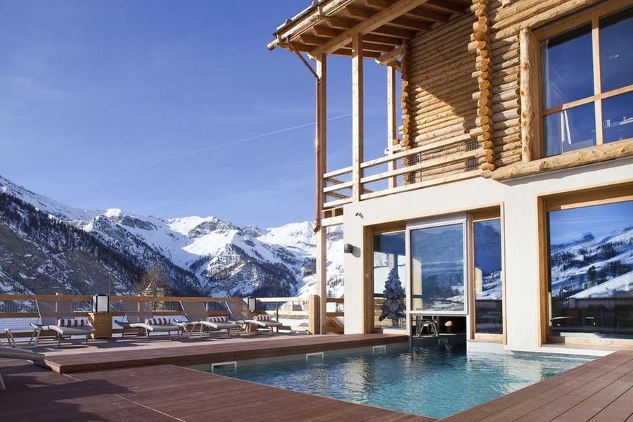 Hôtel & Spa L'Alta Peyra - Terrasse 2