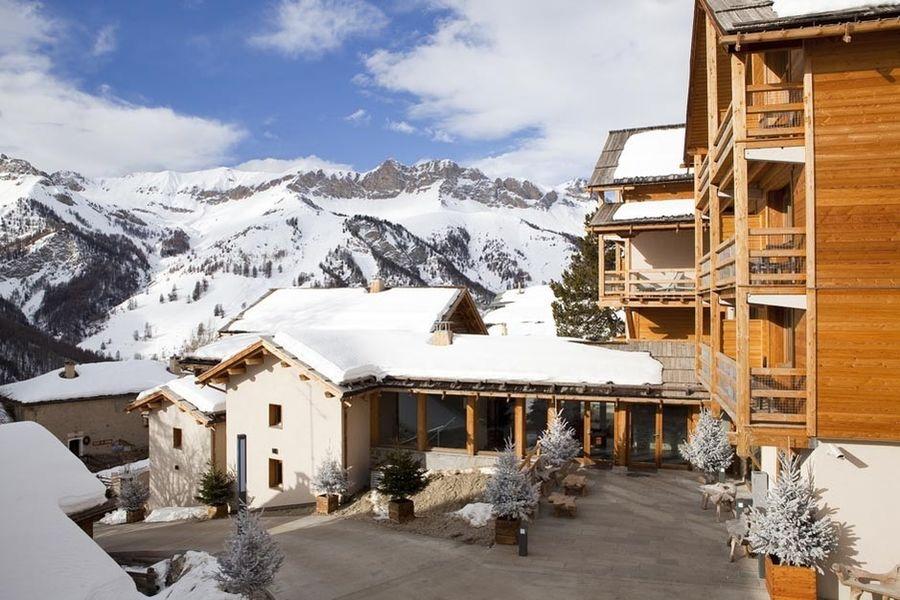 Hôtel & Spa L'Alta Peyra - Vue imprenable