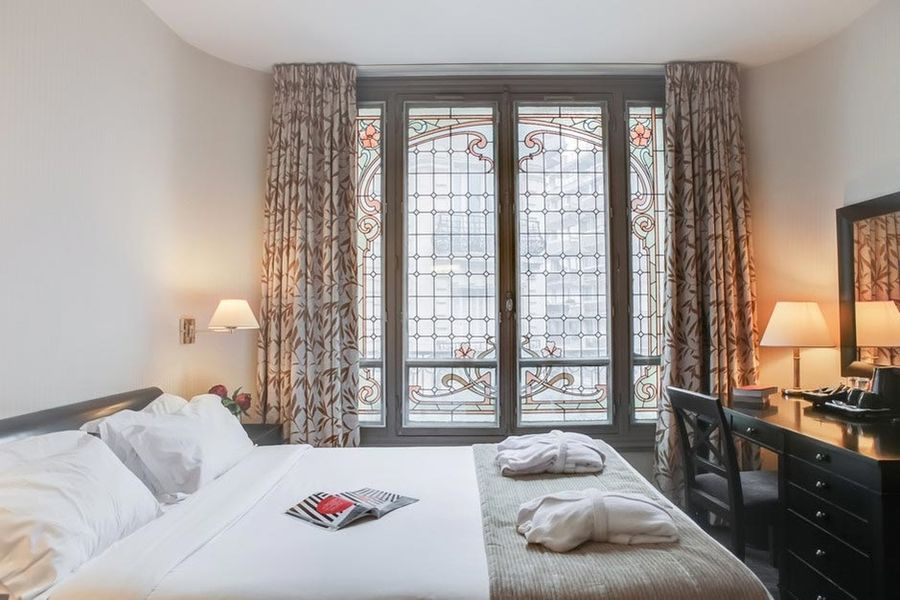 Hôtel Vaneau Saint Germain - Chambre 4