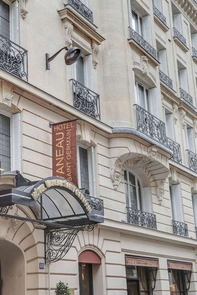 Hôtel Vaneau Saint Germain - Façade 2