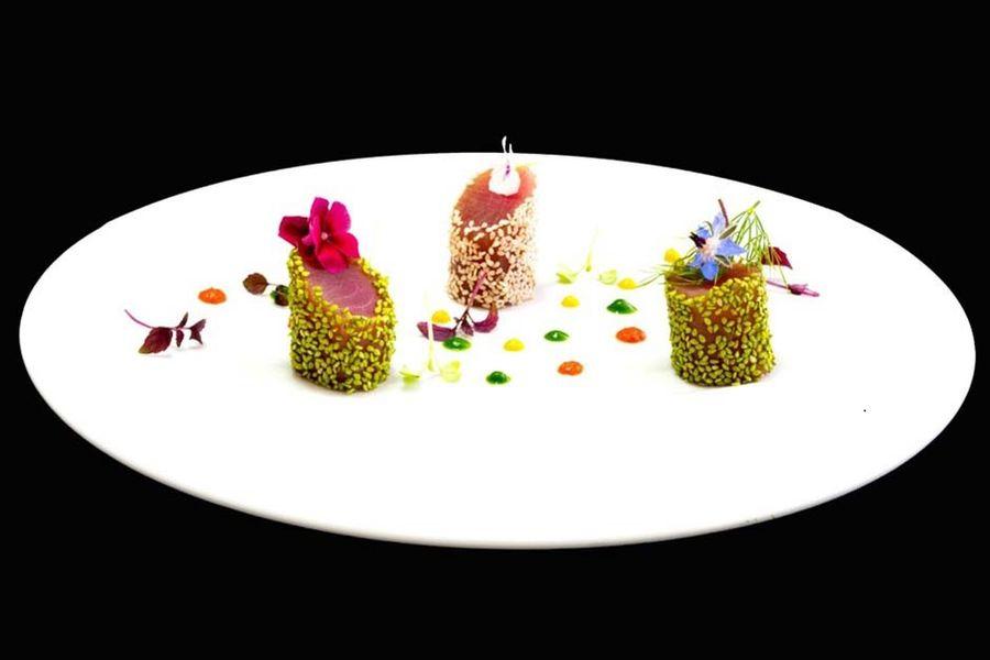 Château de la Bégude - Proposition culinaire 2