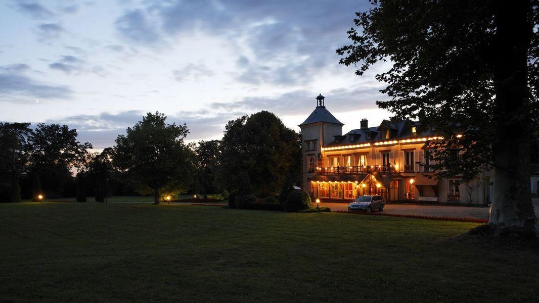 Château des Bondons - Parc