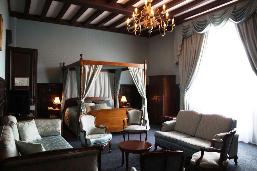Château des Bondons - Chambre 2