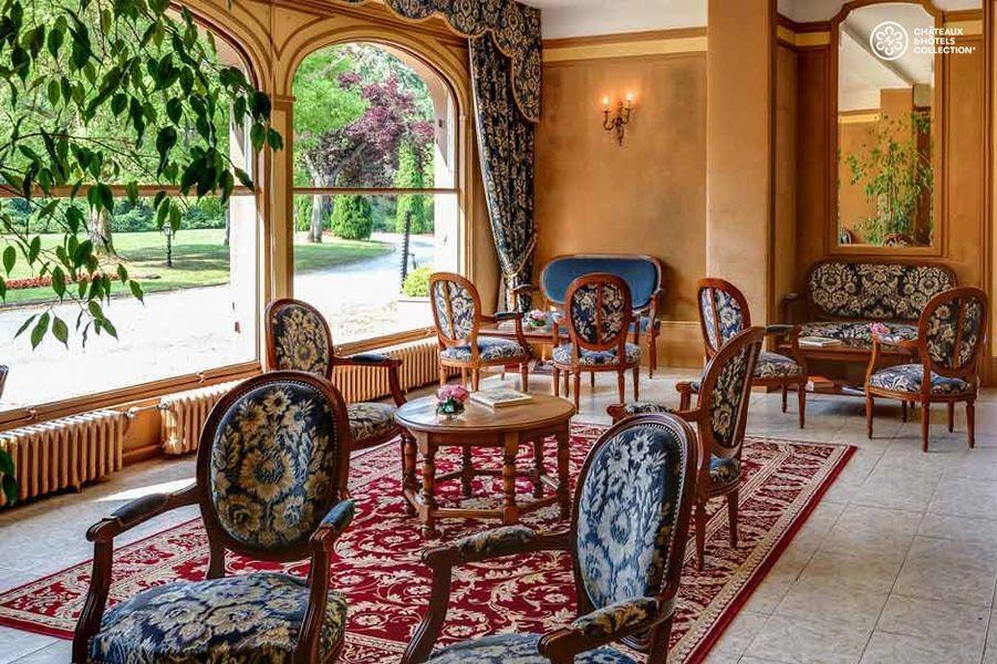Château des Bondons - Salon