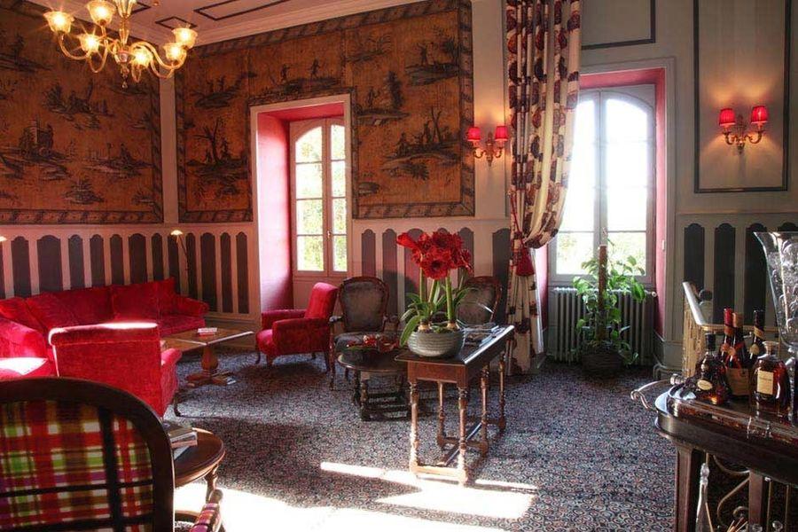 Château de Castel Novel - Salon 3