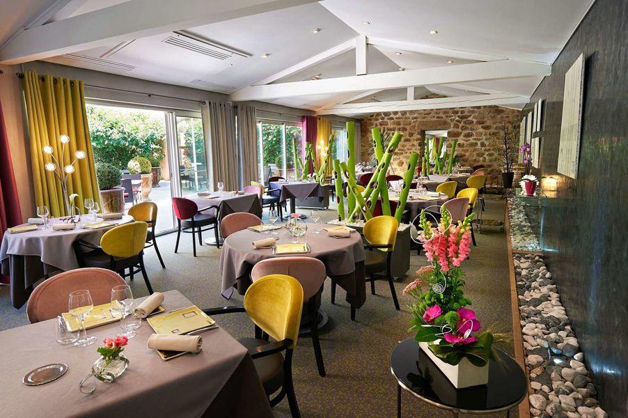 Le Carré D'Alethius - Salle de restaurant 2