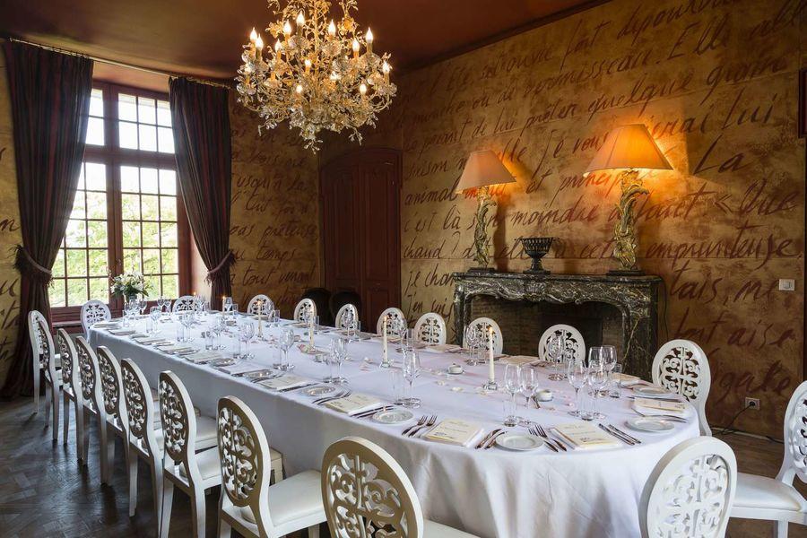 Château de Fère - Restaurant