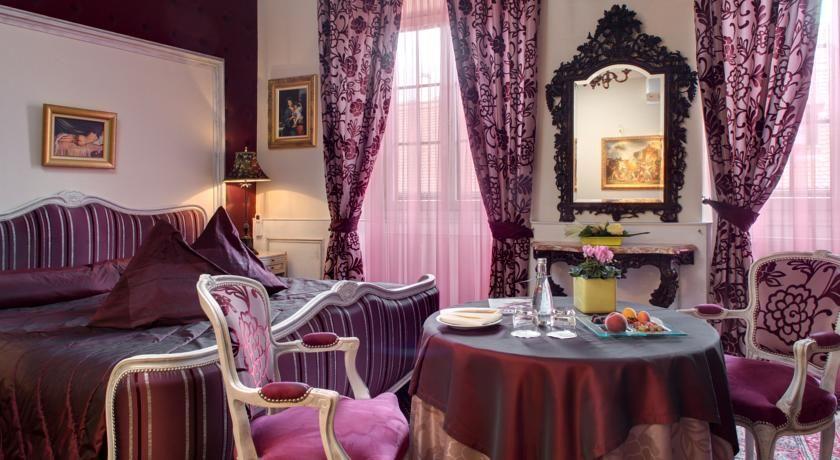 Hostellerie Le Marechal - Chambre 2