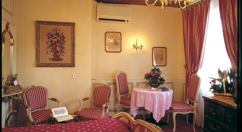 Hostellerie Le Marechal - Chambre
