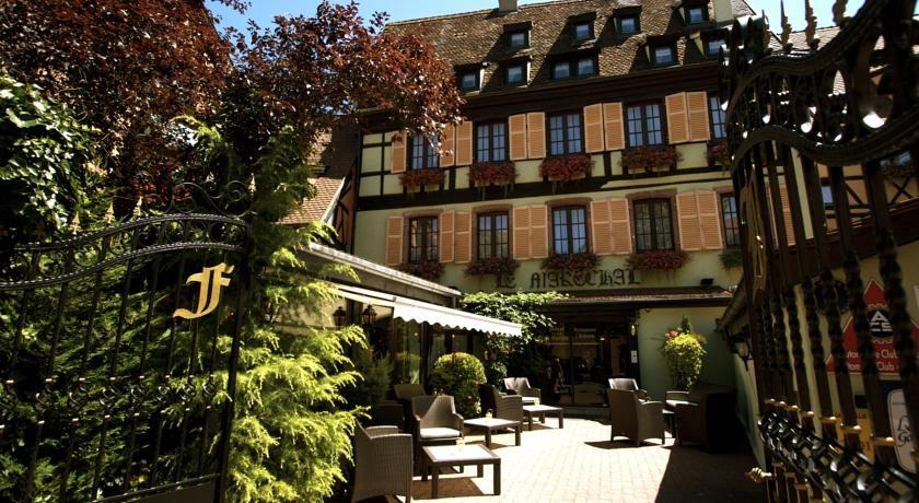 Hostellerie Le Marechal - Façade