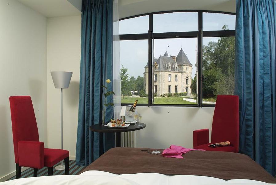 Domaine De Brandois - Vue imprenable sur le château