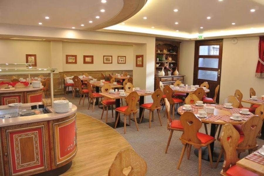 L'Abbaye d'Alspach - Salle de restaurant