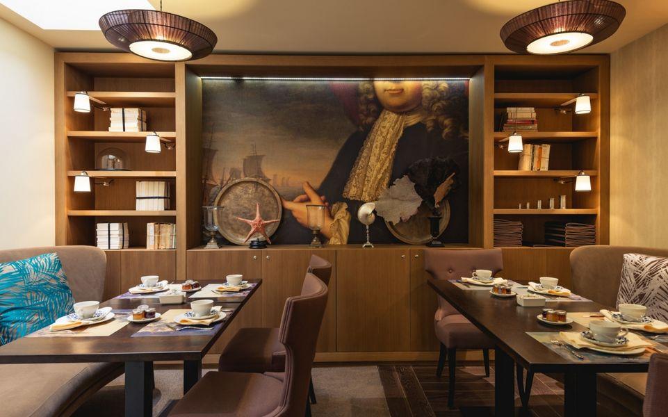 Hôtel la Bourdonnais - Petit déjeuner