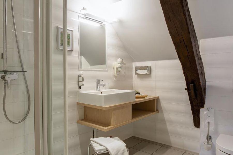 Hôtel Wilson - Salle de bain 2