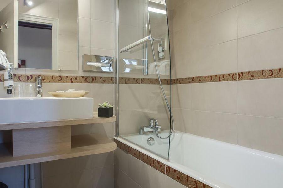 Hôtel Wilson - Salle de bain