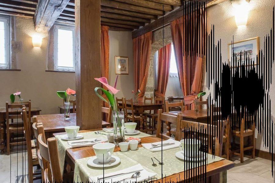 Hôtel Wilson - Salle petit déjeuner