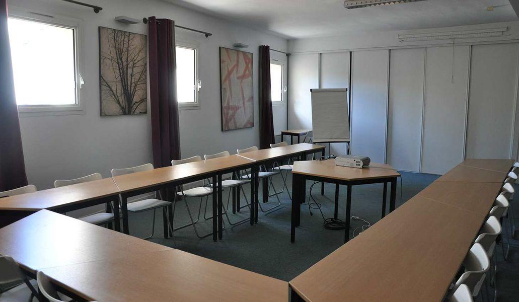 Hôtel de l'Image - Salle de réunion