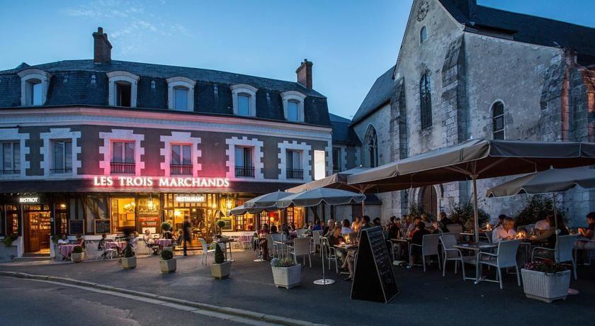 Relais des Trois Châteaux - Restaurant 2