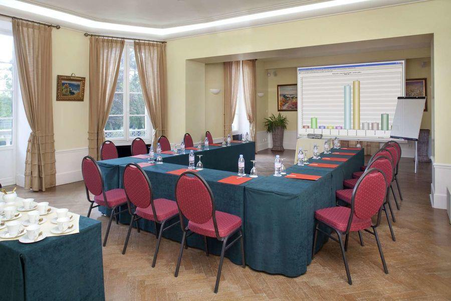 Domaine et Golf du Roncemay - Salle séminaire 1