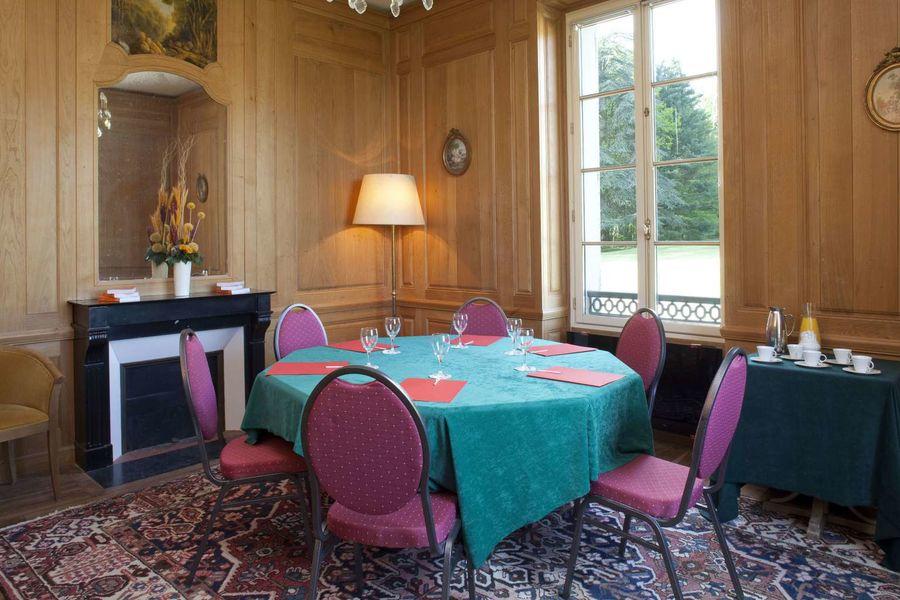 Domaine et Golf du Roncemay - Salle séminaire