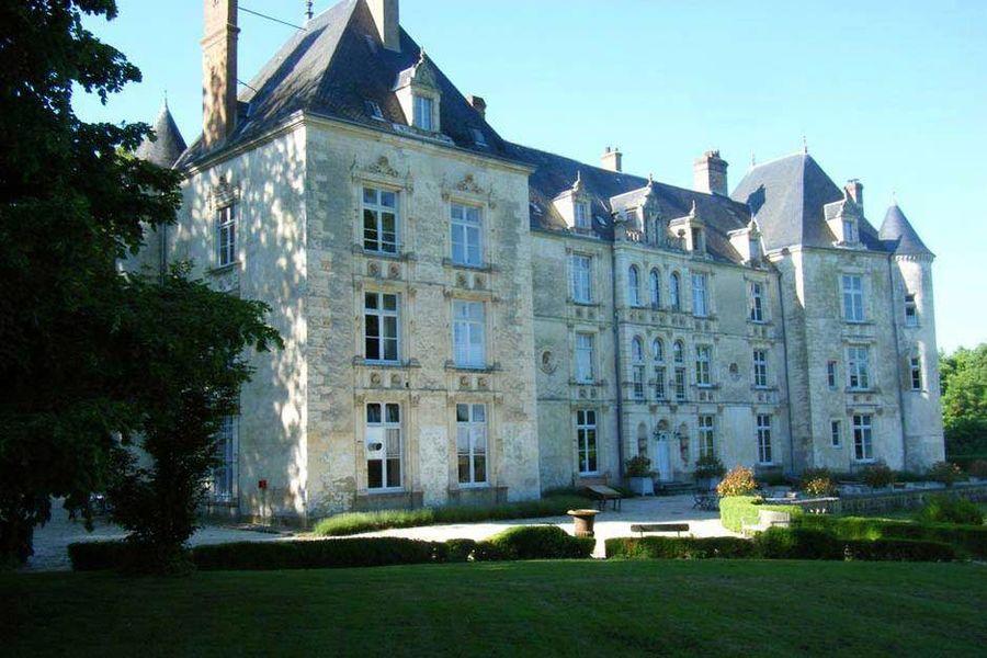 Domaine de Villeray & Spa - s (1)