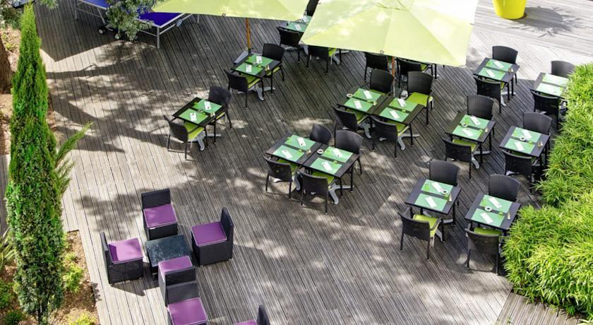 Novotel Paris Orly Rungis - Terrasse