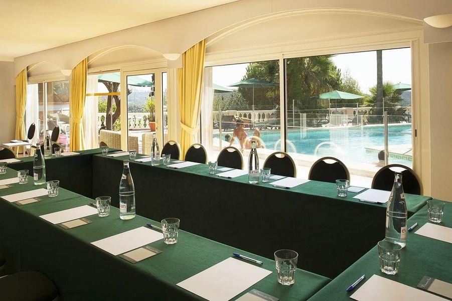 Le Domaine Du Mirage - Salle de réunion