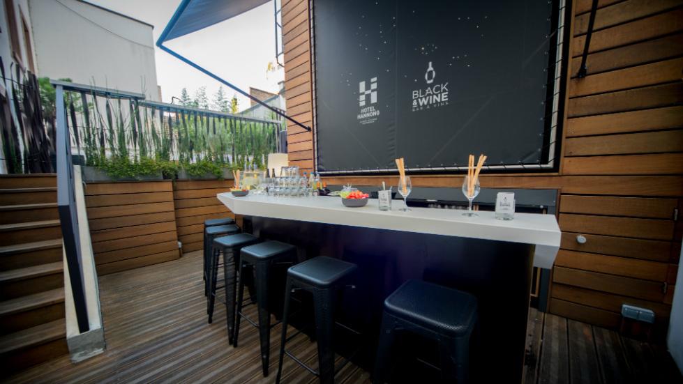 Hannong Hotel  - Terrasse 2