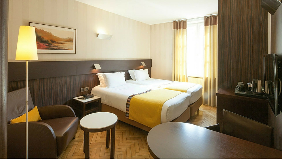 Hannong Hotel - Chambre 3