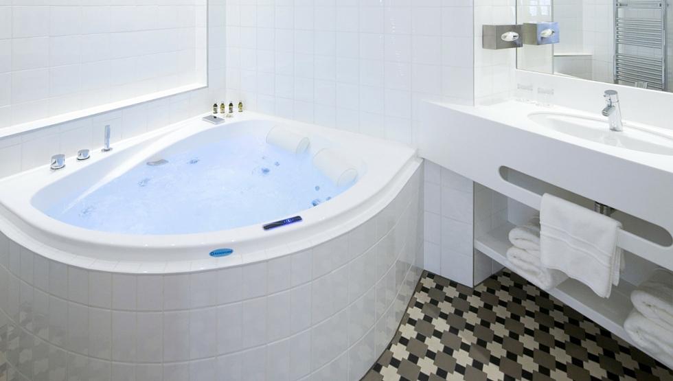 Hannong Hotel - Salle de bain