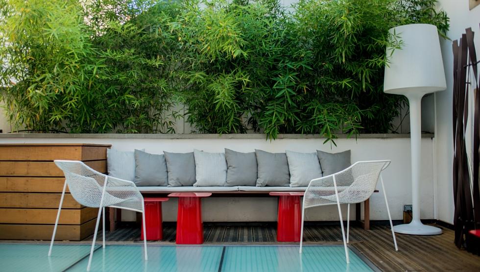 Hannong Hotel - Terrasse 3
