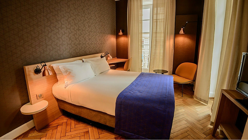 Hannong Hotel  - Chambre 2