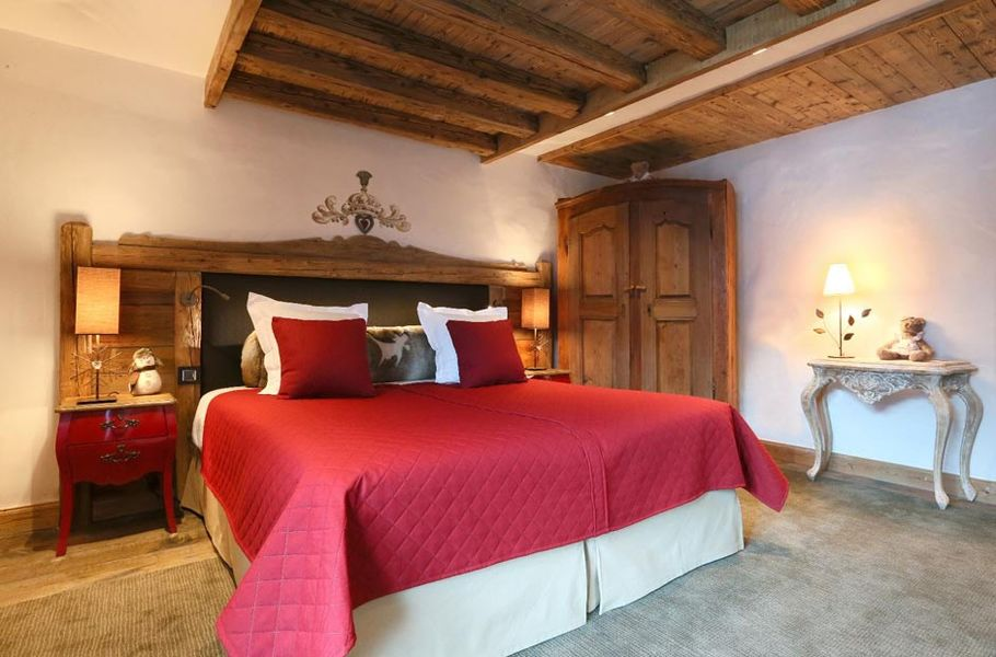 Hotel Restaurant La Bouitte - Chambre 2