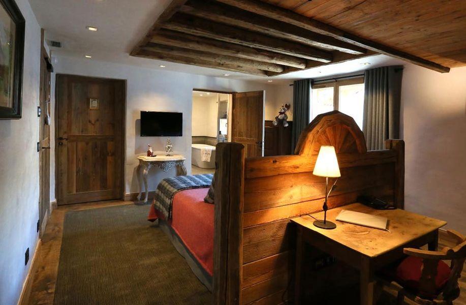 Hotel Restaurant La Bouitte - Chambre 5