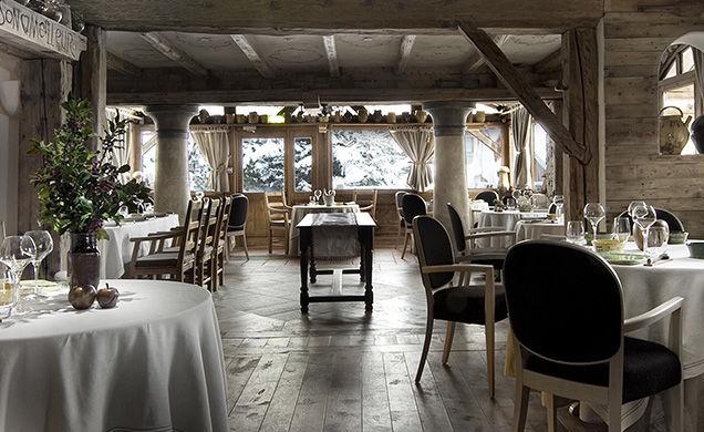 Hotel Restaurant La Bouitte - Salle de restaurant 3