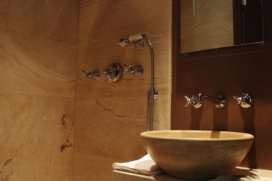 Mas de Chastelas - Salle de bain