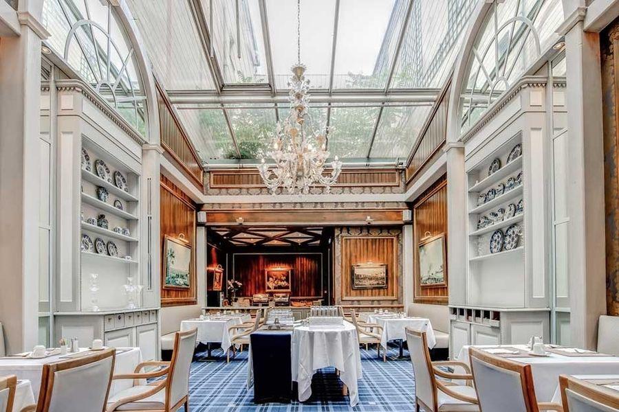 Royal Garden Champs-Elysées - Salle de restaurant