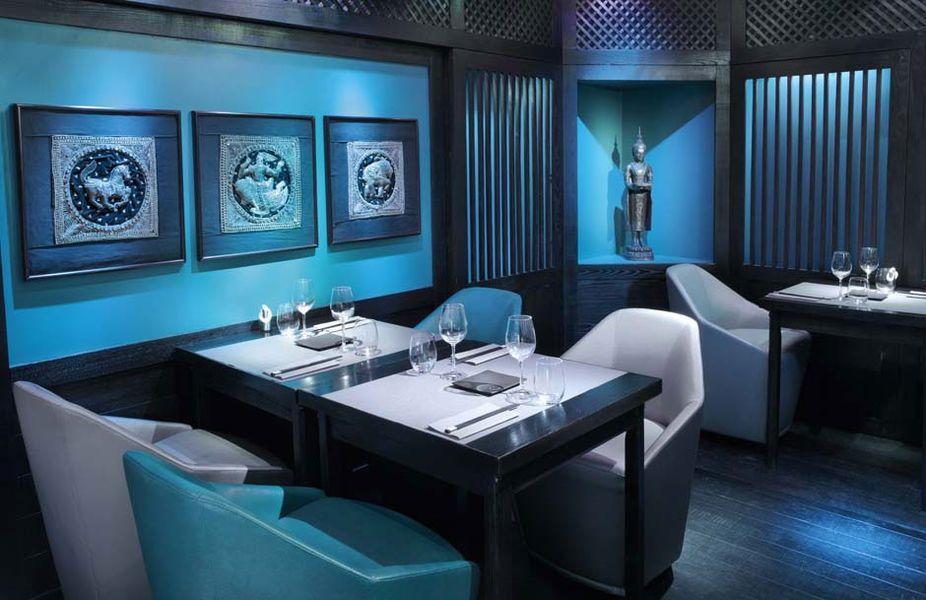 Hôtel Bassano - Restaurant 3