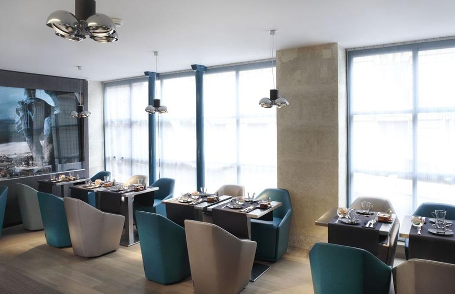 Hôtel Bassano - Restaurant 4