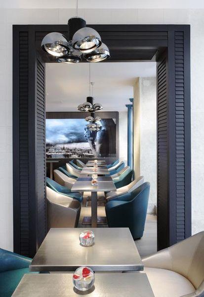 Hôtel Bassano - Restaurant 5