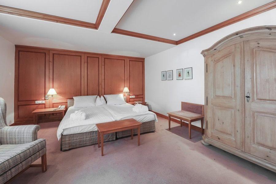 Hôtel À La Cour d'Alsace - Chambre