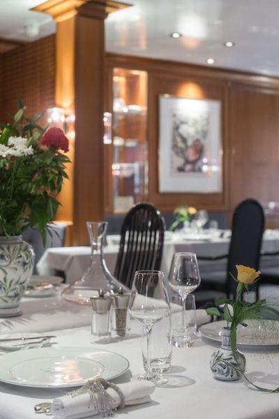 Hôtel À La Cour d'Alsace - Salle de restaurant 2