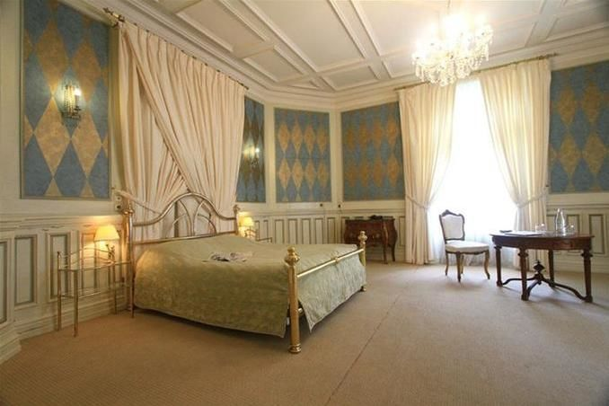 Château de Périgny - Chambre
