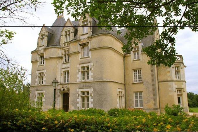 Château de Périgny - Façade