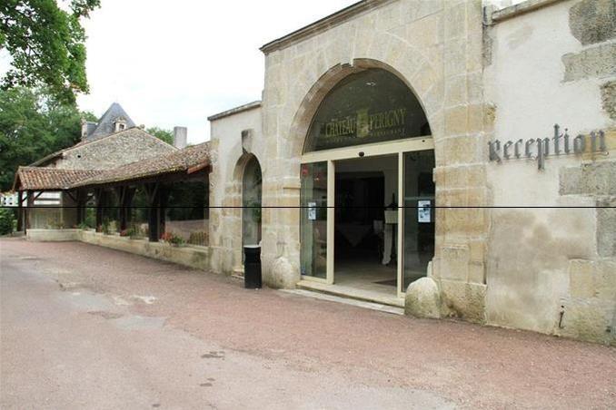 Château de Périgny - Réception