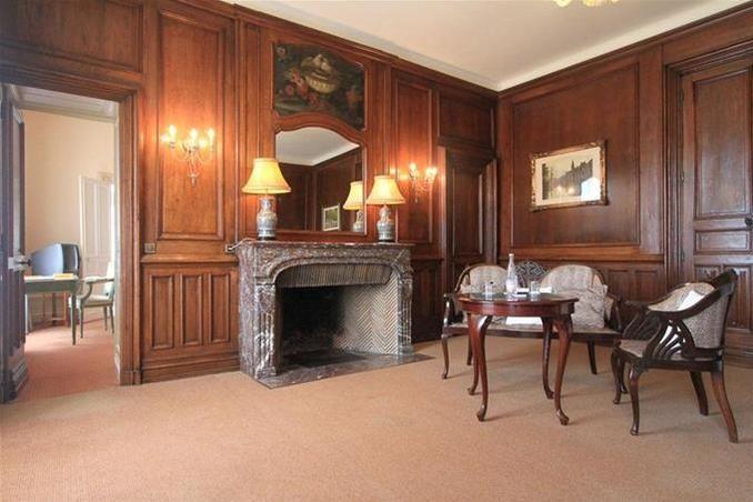 Château de Périgny - Salon 1