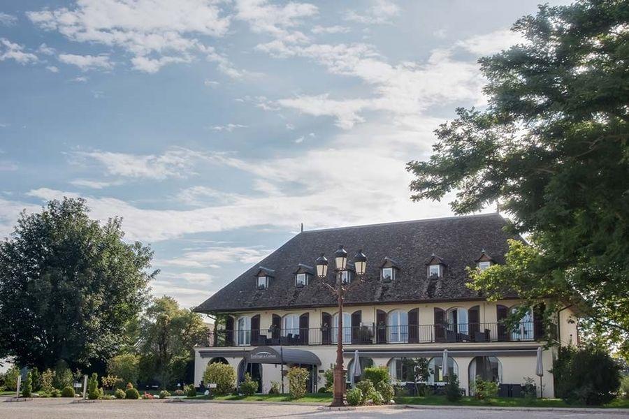 Ermitage de Corton - Façade